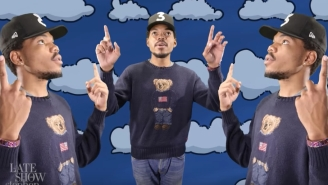 Chance the Rapper Performing The 'Arthur' Theme Song With Ziggy Marley Will Put A Big Smile On Your Face