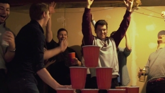 This Canadian Bro Is The Most Savage Beer Pong Player Of All Time