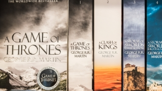 George RR Martin Gave Us An Update On 'Winds Of Winter' Release Date And It *Might* Be Good News