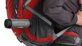 Simptech Bluetooth Speaker And Flashlight Is The Perfect Companion For Long, Boring Bike Rides