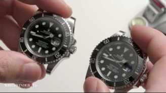 How To Tell The Difference Between A Real And Fake Rolex