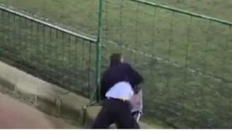 Soccer Dad Throws Cheap Shot Head Butt, Proceeds To Get His Ass Beat At Kid's Soccer Match