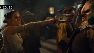 This Deleted Scene Of Chewbacca Ripping Off Unkar Plutt's Arm Makes Me Wish 'Force Awakens' Wasn't A Disney Flick