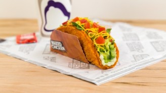 Taco Bell Is Going Balls To The Wall With Their Naked Chalupa Version Of KFC's Double Down