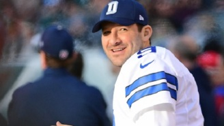 The EA Sports Madden Twitter Account Viciously Burns Tony Romo After Jerry Jones's 'Super Bowl' Comment