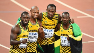 Usain Bolt Is Stripped Of A Gold Medal After His Teammate Tested Positive For Cheating In Olympics