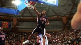 In Honor Of Vince Carter's 40th Birthday, Let's Revisit The Greatest Dunk Ever Caught On Camera