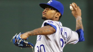 Kansas City Royals Pitcher Yordano Ventura, 25, Has Been Killed In A Car Accident