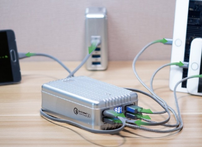 Zendure A8 26,800mAh QC3.0 Portable Battery Bank