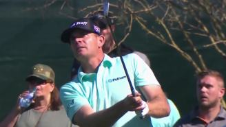 Some Guy Yelled 'Brendan Steele F*cked My Mom!' At The Phoenix Open