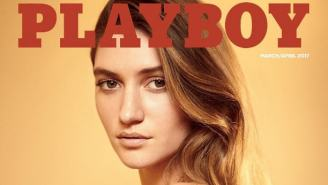 Realizing Nobody Reads The Articles, Playboy Magazine Brings Back Nudity