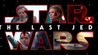 Alleged Details On The 'Star Wars: The Last Jedi' Trailer Have Leaked And It Sounds Absolutely Tremendous