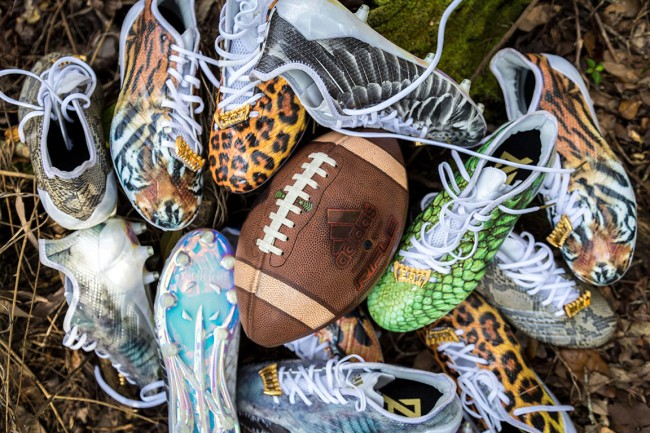 adidas Football 2017 Uncaged Collection