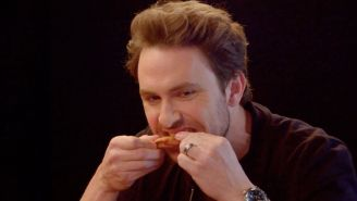 Charlie Day From 'Always Sunny' Ate The World's Hottest Chicken Wings, Can Barely Speak