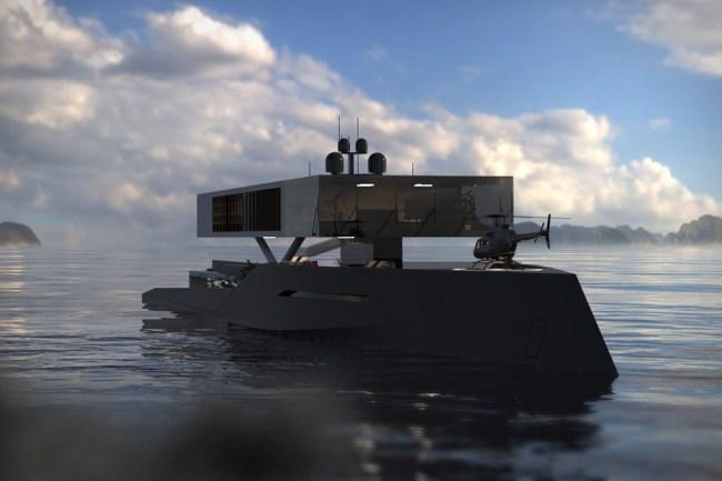 antithesis-yacht