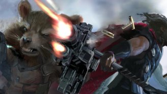 Jumping Jehosaphat! Watch The Teaser For 'Avengers: Infinity War' That Features Iron Man, Spider-Man And Star-Lord!