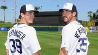 What The What?! Justin Verlander's Younger BROTHER Is Dating Someone Even HOTTER Than Kate Upton?!