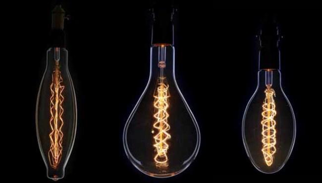 Big Ass Bulbs Vintage Lightbulbs