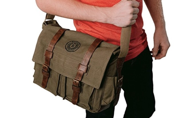 BroBag Messenger Bag