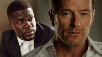 Bryan Cranston And Kevin Hart Had An A+ Answer When Someone Asked Them What Kind Of Movie They're Shooting In Philly