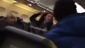 The 'Cash Me Outside' Girl Gets Kicked Off Plane For Punching A Passenger Who Was Arguing With Her Mom