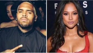 Chris Brown's Ex-Girlfriend Karrueche Tran Files A Restraining Order After Brown Allegedly Threatened To Kill Her