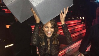 Chrissy Teigen Was SO HAMMERED After The Grammys The Videos And Tweets Of Her Night Belong In A Museum