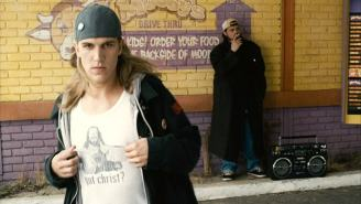 NOICH! Kevin Smith Announces 'Jay And Silent Bob Reboot' Movie That Will Crap On Hollywood's Unoriginality