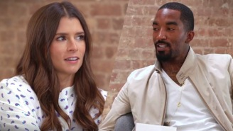 Danica Patrick And J.R. Smith Interviewing Each Other Is About As Fun-Weird As You'd Expect