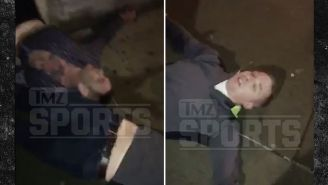 Video Emerges Of 2 Dudes Knocked Out Cold After Alleged Fight With Darrelle Revis