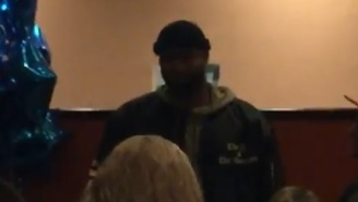 DeMarcus Cousins Gets Emotional And Tears Up While Saying Goodbye To Sacramento