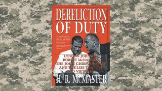'Dereliction Of Duty' Became A Best Seller Overnight After Trump's Nat'l Security Advisor Appointment – Get It Here!