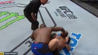 Derrick Lewis Knocks Out Ronda Rousey's Boyfriend Travis Browne And Then Asks 'Where's Ronda Rousey's Fine Ass At'
