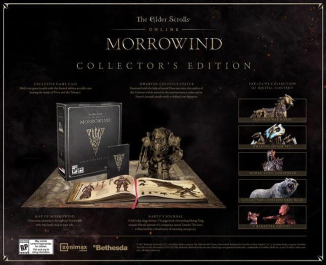 elder-scrolls-online-morrowind-collectors-edition