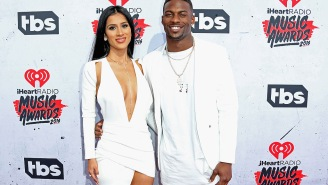 Emmanuel Sanders' Sexy AF Wife Is Taking A BLOWTORCH To His Reputation In Scathing New Divorce Documents