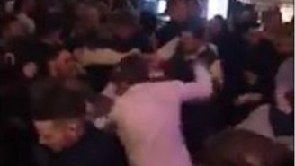 Insane 100 Person Brawl Breaks Out At A Bar In England, Demonstrating The Dangers Of Sausage Fests