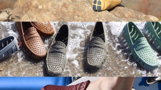 Introducing The Floafer: A Preppy Summer Shoe For When You're Too Fratty For Crocs