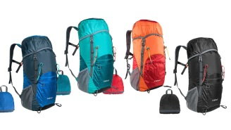 This Awesome G4Free 40L Water Resistant Travel Backpack Is A Crazy 68% OFF Right Now