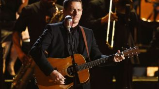 Sturgill Simpson Celebrated His Grammy Win In The Most California Way Imaginable