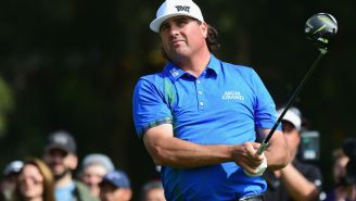 Pro Golfer Pat Perez Did Not Hold Back When He Was Asked About Tiger Woods' Future