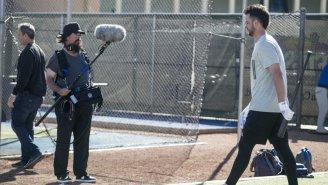 Watch Hall Of Fame Pitcher Greg Maddux Throw Kris Bryant A Curveball In Jocular Prank