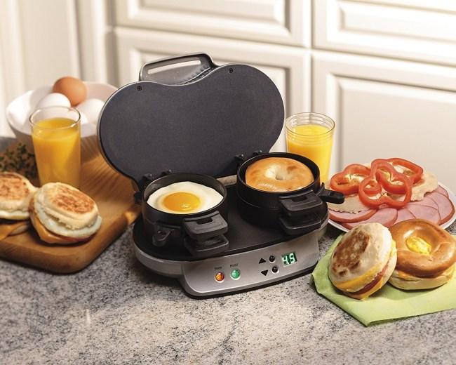 best breakfast sandwich maker