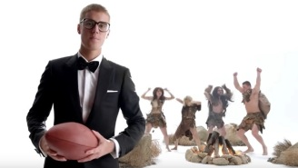 Justin Bieber Reportedly Made 8x More Than Gronk For Their Super Bowl Commercial, But They Both Got PAID