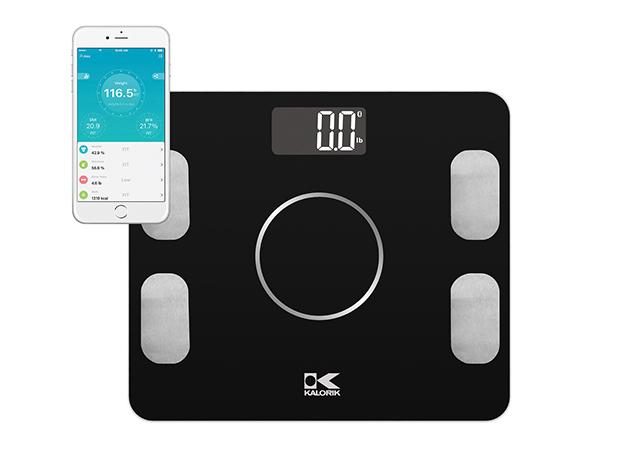 Kalorik Bluetooth Body Analysis Scale