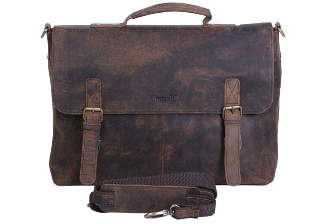 komal-c-15-inch-retro-buffalo-hunter-leather