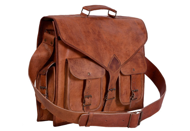 kpl-18-inch-rustic-leather-messenger-bag