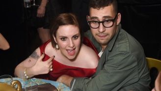 Lena Dunham's Boyfriend Once Stopped Her From Saying Something So Idiotic, Even By Lena Dunham Standards
