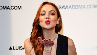 Lindsay Lohan Skipped Out On Her Own Brother's Wedding This Weekend