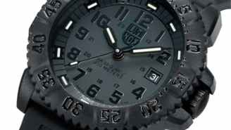 Take On Any Expedition With Luminox's Navy SEAL Colormark Watch, A Swiss-Made Blend Of Style And Ruggedness