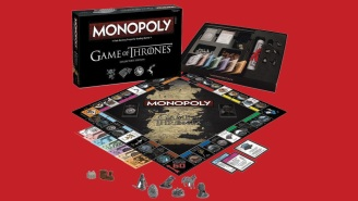 Conquer All Of Westeros With Monopoly's 'Game Of Thrones' Collector's Edition, Nearly 40% OFF Today